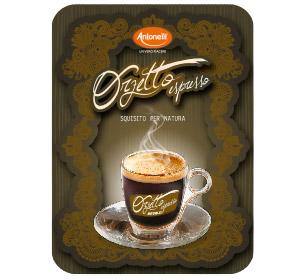 orzo espresso