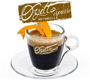 Orzetto espresso Antonelli