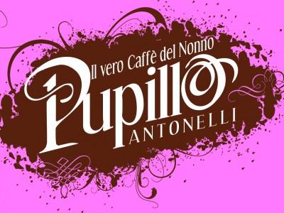 Logo PUPILLO il vero Caffe