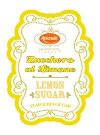 lemon zucchero antonelli