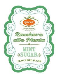 menta zucchero antonelli
