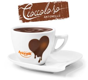 Tazza Antonelli cioccoloso