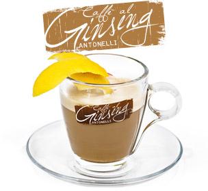 caffè Ginseng Antonelli