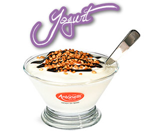 yogurt Antonelli