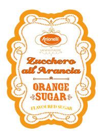 zucchero antonelli arancia